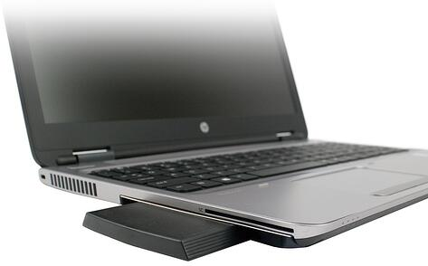 HP ProBook with DP27