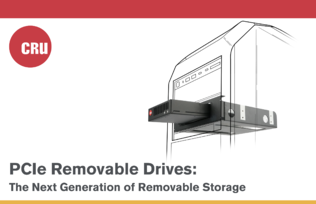 PCIe Removable Drives
